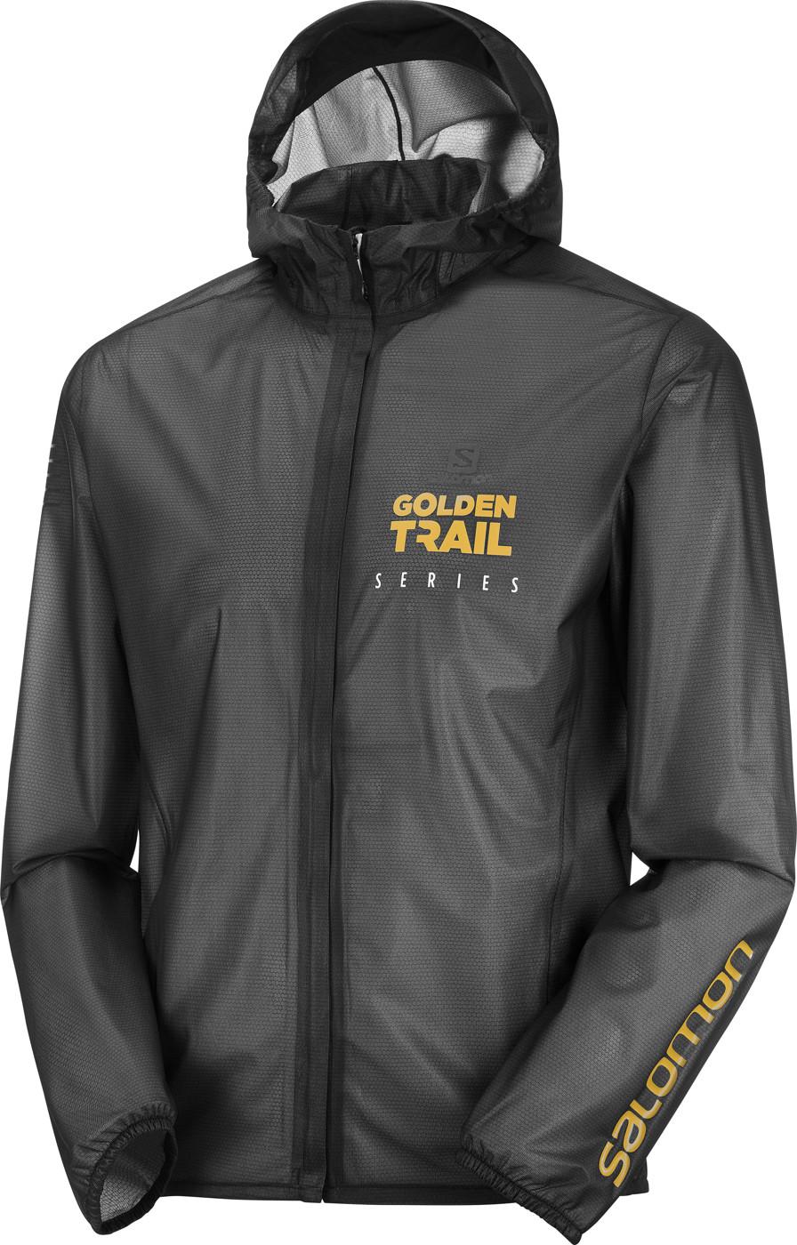 SALOMON BONATTI RACE WP JKT M-Golden Trail Serie M - Herren
