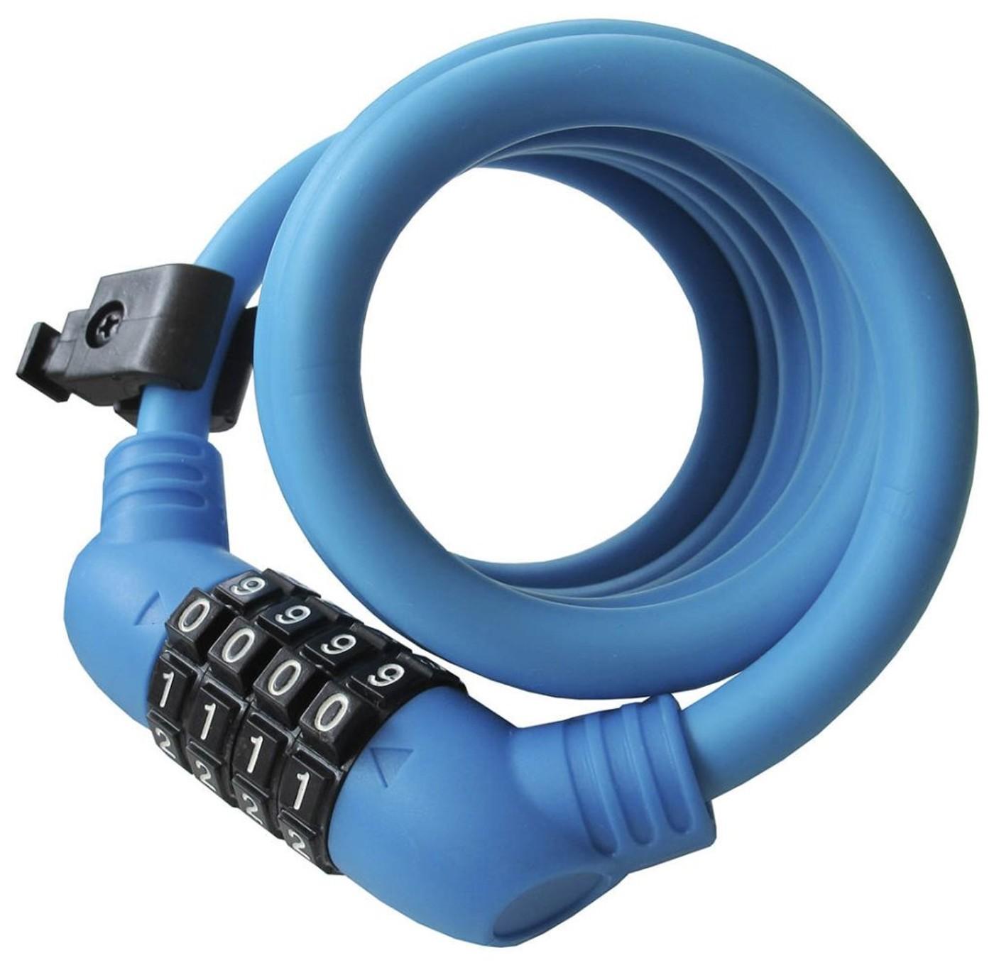 ULAEC Spiralschloss ZEN MASTER 10X150 blau