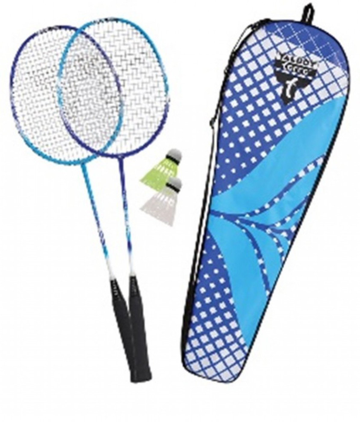 "TALBOT TORRO Badminton Set ""2 Fighter Pro"""