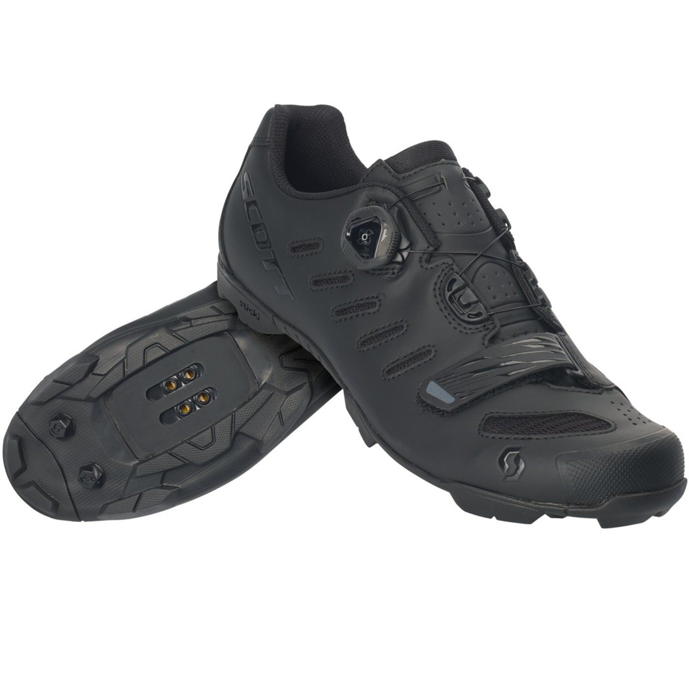 SCOTT SCO SHOE MTB TEAM BOA - Herren