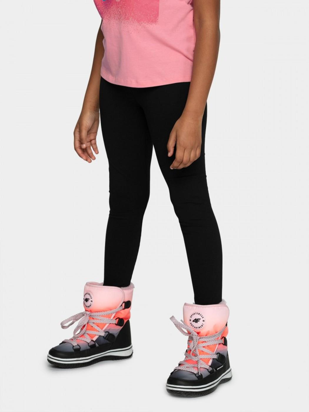 4F GIRL S LEGGINGS JLEG001 - Kinder