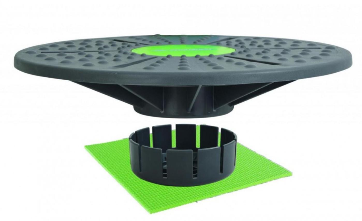 SCHILDKRÖT Balance-Board / Fitnesskreisel