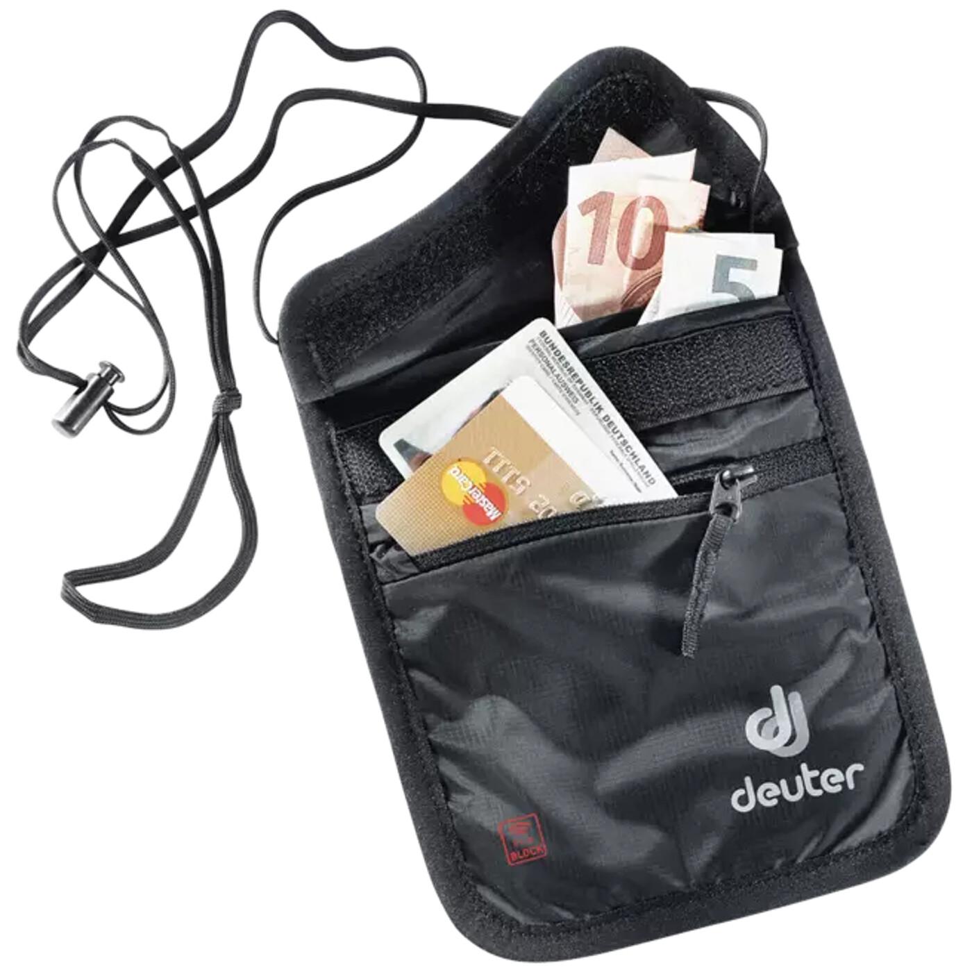 DEUTER Reiseaccessoire Security Wallet II RFID BLOCK