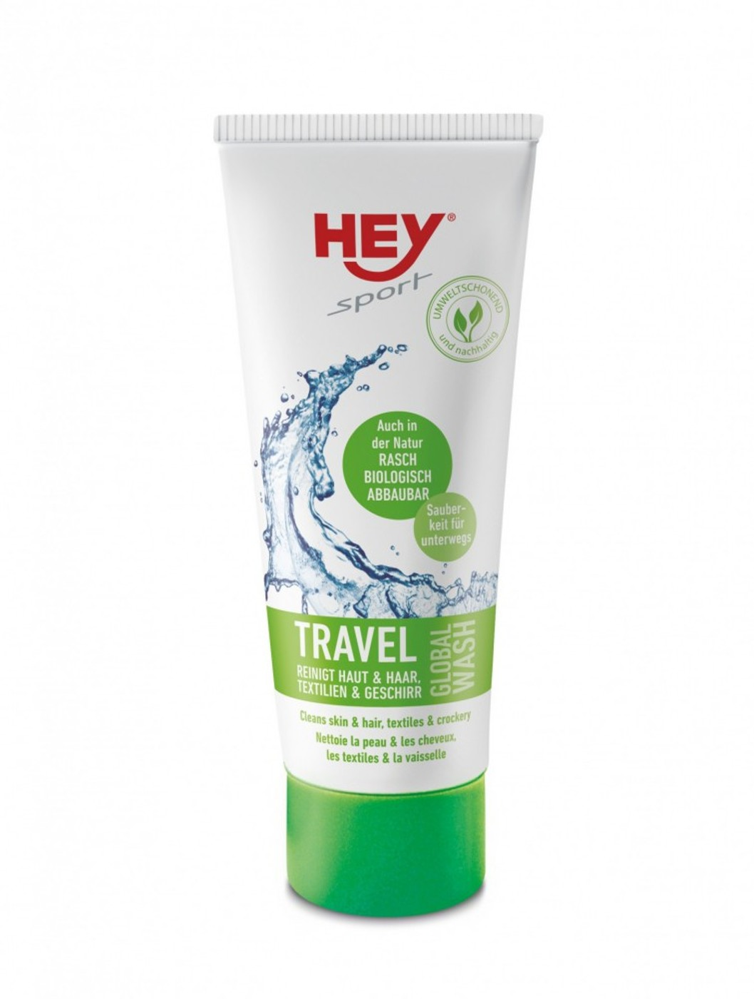 HEY SPORT Global Wash