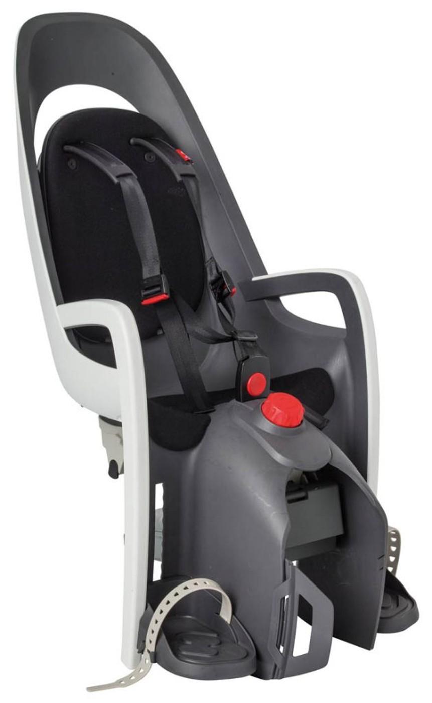 HAMAX Kindersitz CARESS GT grau/weiss/schwarz, sperrbar