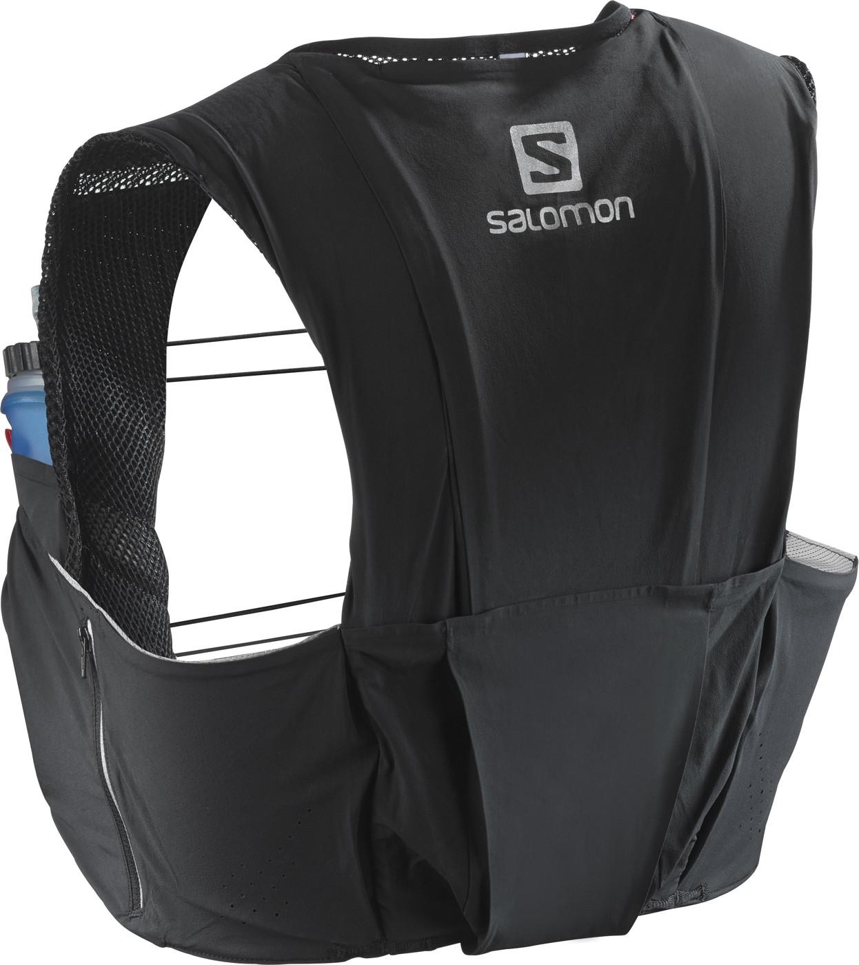 SALOMON BAG S-LAB SENSE ULTRA 8 SET Black/RD