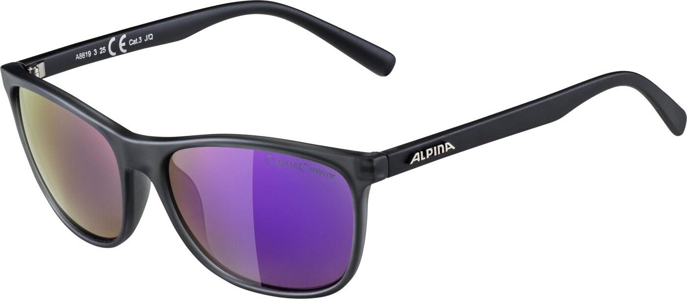 ALPINA Jaida black matt Cgrad.