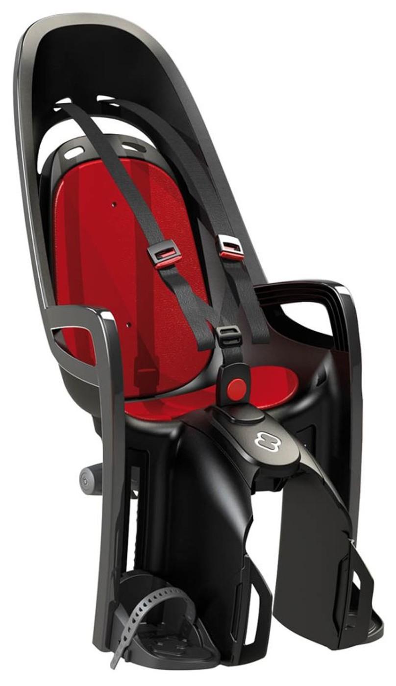 HAMAX Kindersitz ZENITH GT grau/rot