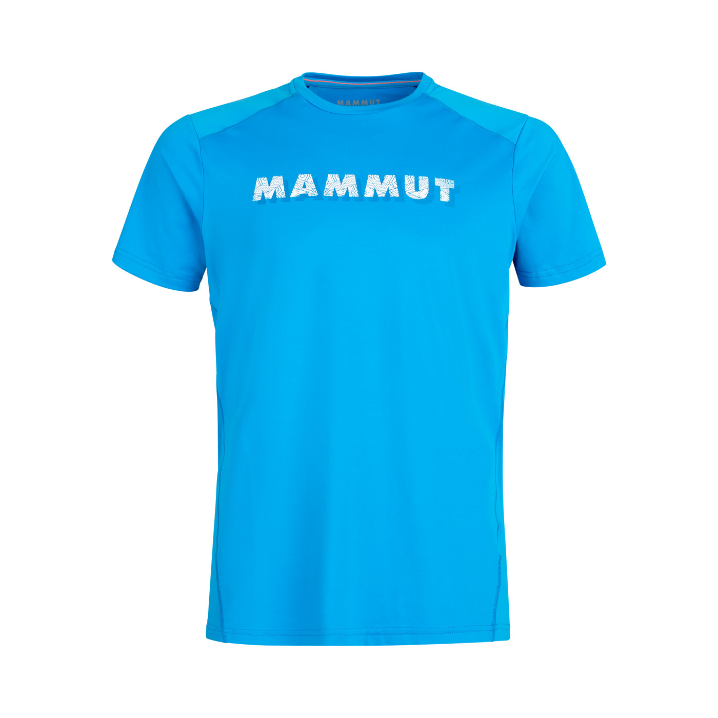 MAMMUT Splide Logo T-Shirt - Herren