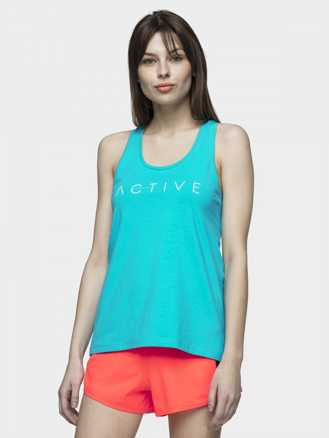 4F TSD024 T-Shirt - Damen