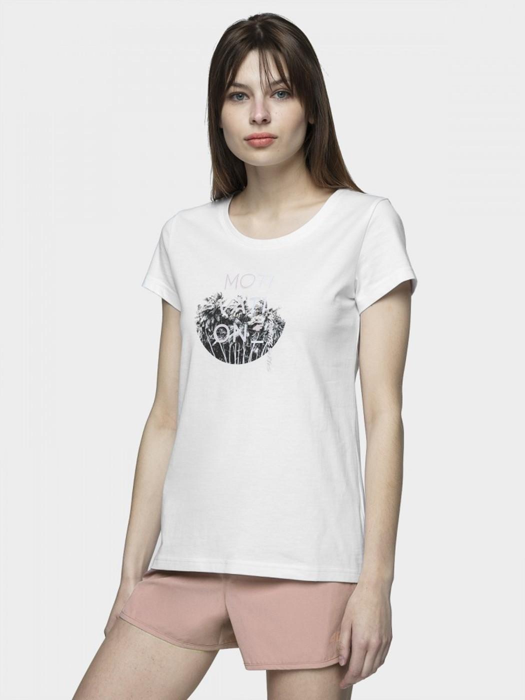 4F TSD029 T-Shirt - Damen
