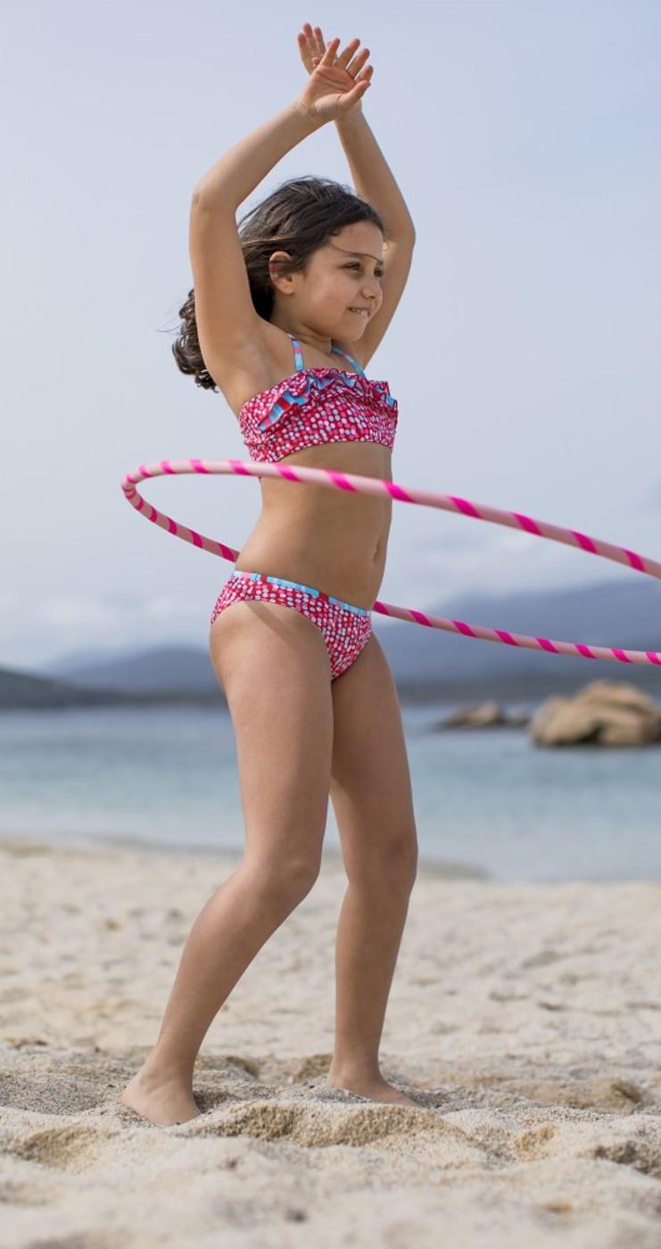 FASHY Mädchen Bikini - Kinder