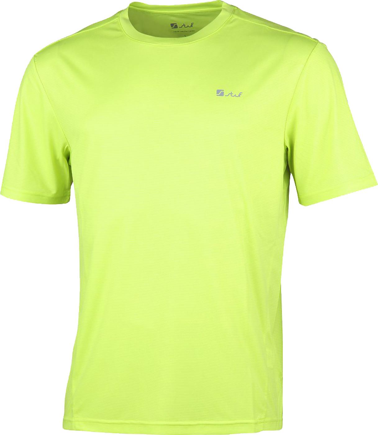 STUF short shirt basic LIAM - Herren