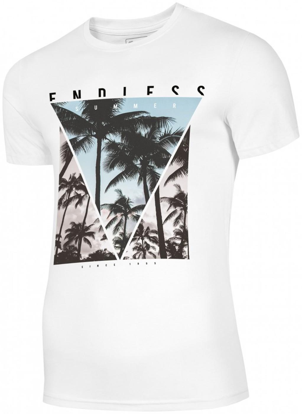 4F Menïs T-Shirt - Herren