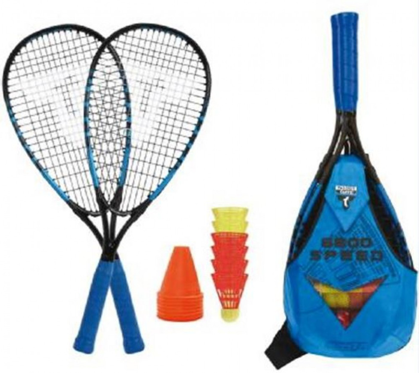 TALBOT TORRO Speedbadminton Set Speed 6600