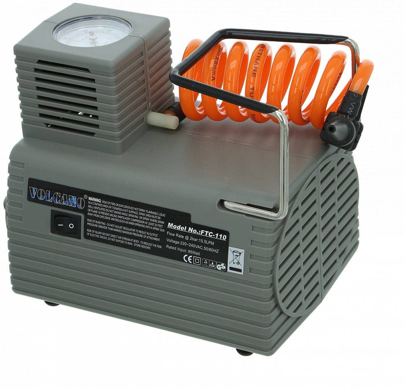 V3TEC MINI ELECTRIC INFLATOR