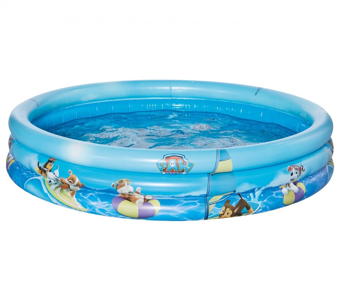 HAPPY PEOPLE Paw Patrol 3-Ring-Pool - Kinder