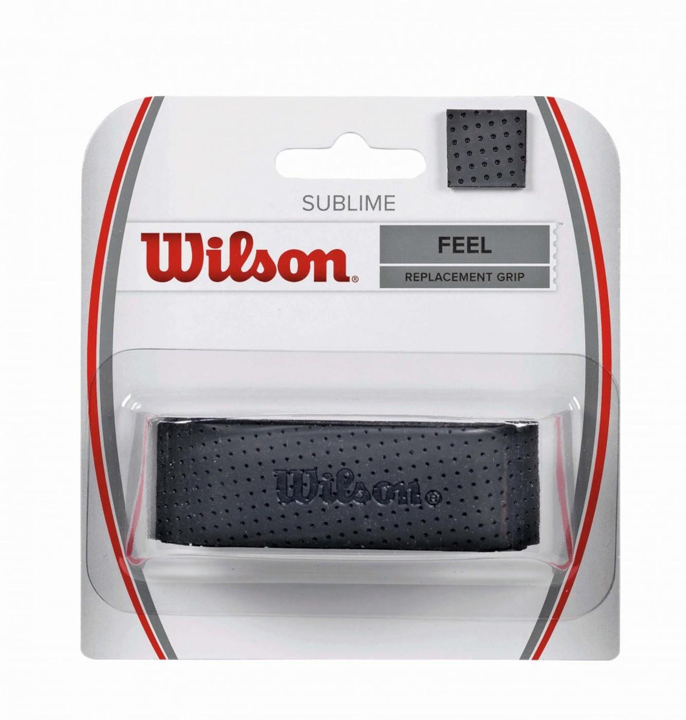 WILSON Basic-Grip SUBLIME