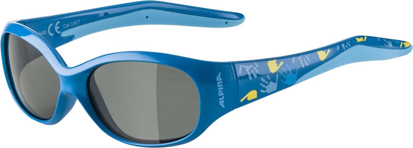 ALPINA Flexxy Kids blue dog C